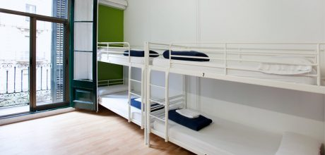 8-bed dorm - sant jordi hostels alberg/lluria