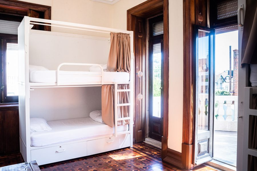 Sant Jordi Hostels Lisbon Bed Female Dorm Ensuite