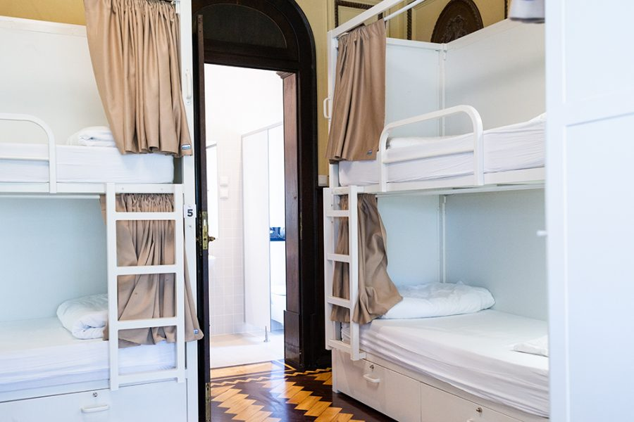 Sant Jordi Hostels Lisbon Bed Mixed Dorm Ensuite