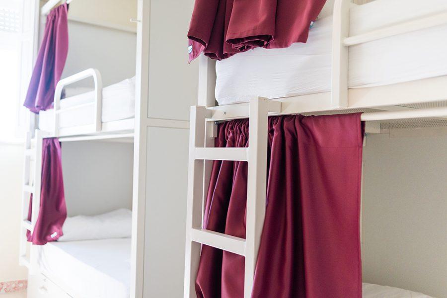 Sant Jordi Hostels Lisbon 4 Bed Dorm