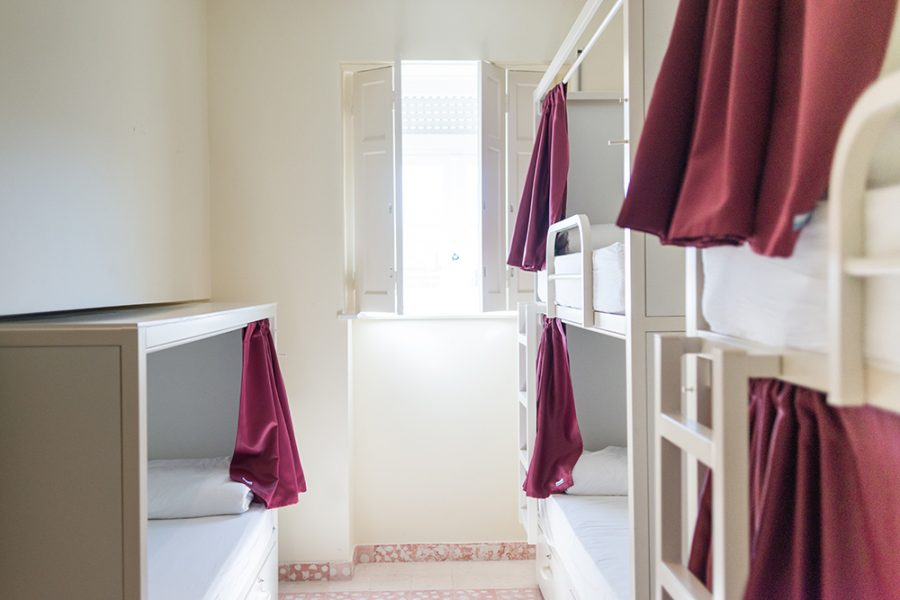 Sant Jordi Hostels Lisbon 5 Bed Dorm