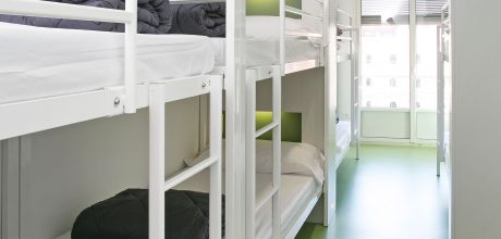 Sant Jordi Hostels Rock Palace 8 Bed Mixed Dorm