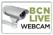 BCN Live Webcam - Sant Jordi Hostels Barcleona