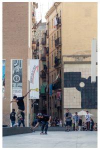 Barcelona MACBA skating MACBA Barcelona