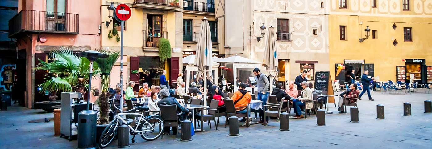 Barcelona Plaza El Born