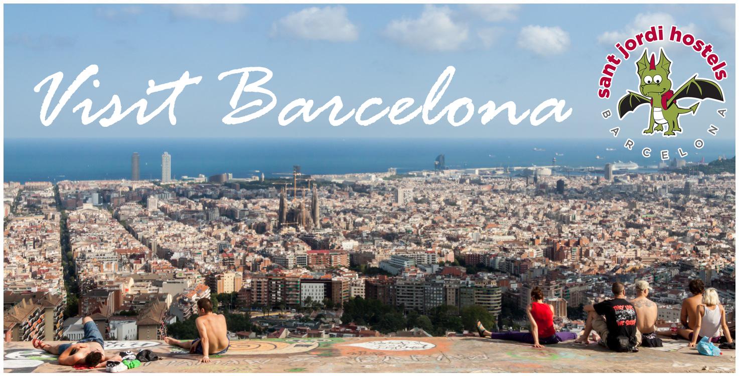 Barcelona View Park Guinardo Barcelona_banner