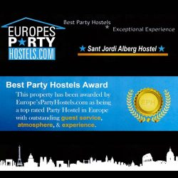 Best Party Hostel Award