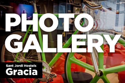 photogallery button - gracia hostel barcelona