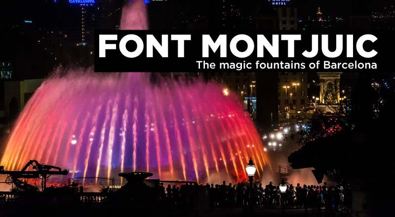Font-Montjuic