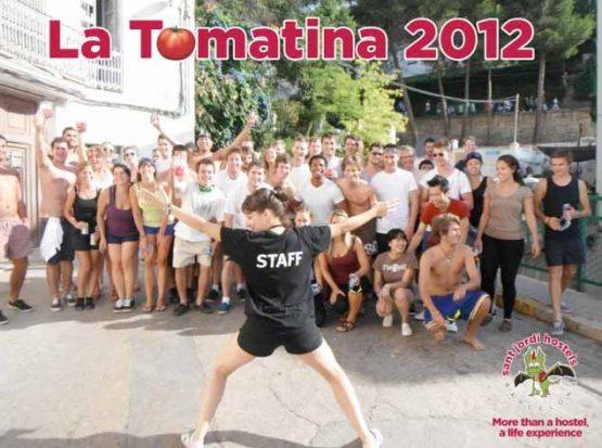 La Tomatina 2012