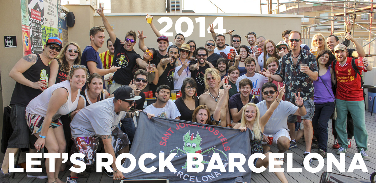 Lets Rock Barcelona 2014-0