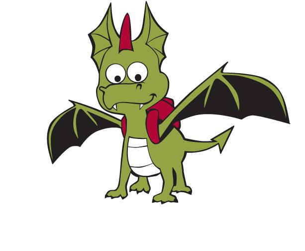 sant jordi hostels dragon logo