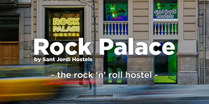 Rock Palace hostel button