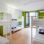 Sant Jordi Hostels Alberg rooms
