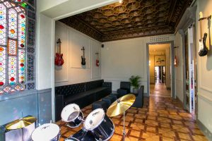 Sant Jordi Hostel Rock Palace Barcelona Hostel-5