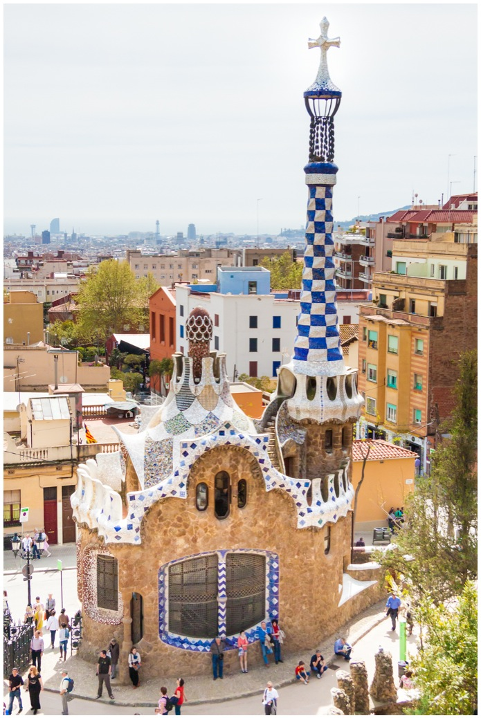 Things To Do In Barcelona The Park Guell