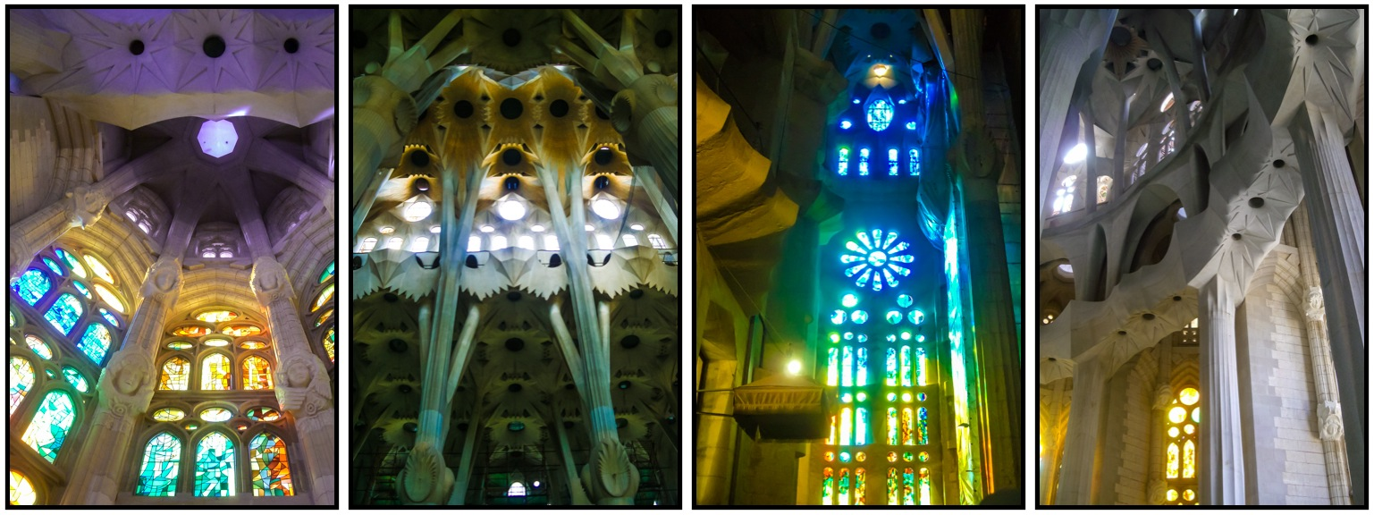 Things to do in Barcelona Sagrada Familia_colage2