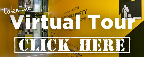 Virtual Tour button - take a virtual tour of Sant Jordi Hostel Rock Palace