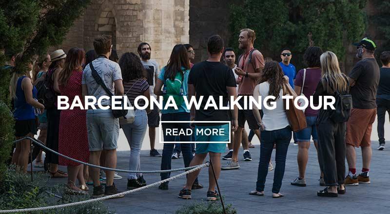 best walking tour in barcelona