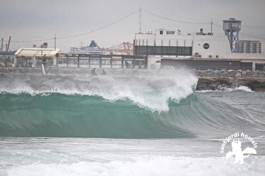 Surfing Barcelona - 06