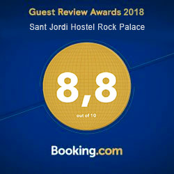 Booking Guest Review Awards 2018 Rock Palace