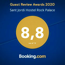 Booking Guest Review Awards 2020 Rock Palace