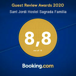 Booking Guest Review Awards 2020 Sagrada Familia