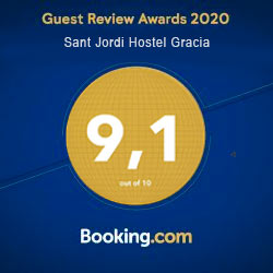 Booking Guest Review Awards 2020 Gracia