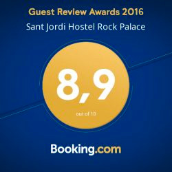 Booking Guest Review Awards 2016 Gracia