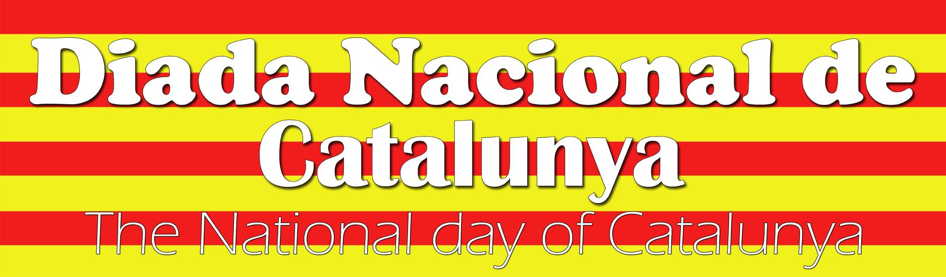 diada nacional de catunya