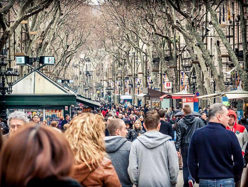Barcelona las ramblas farmacia barcelona