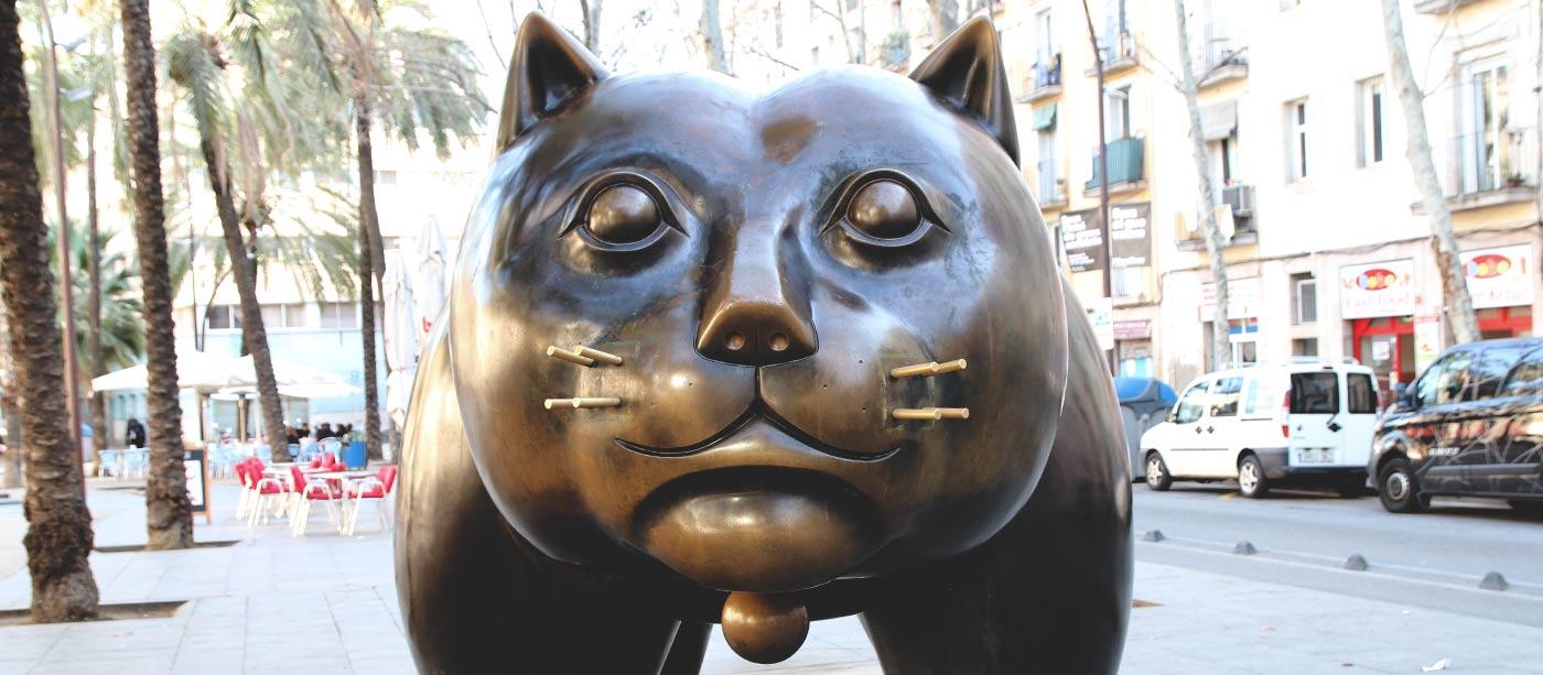 el raval barcelona neighborhood - banner photo