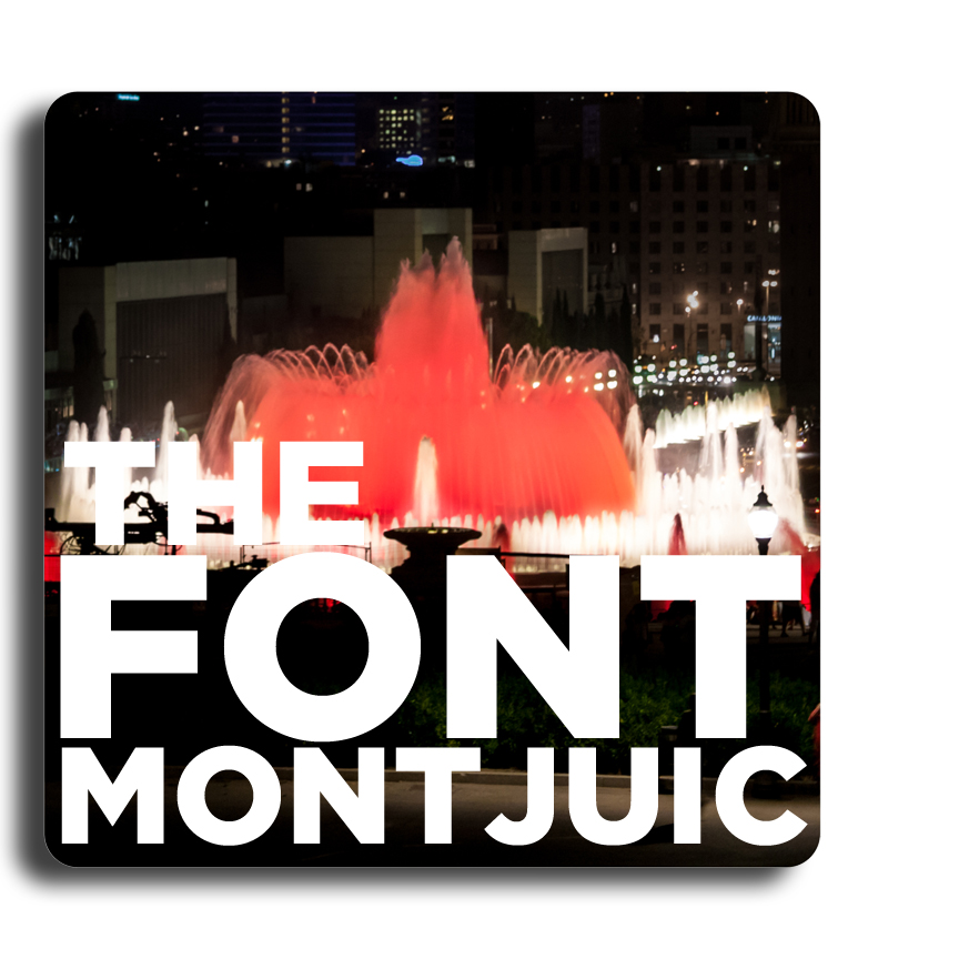 things to do in barcelona_font Montjuic barcelona_2