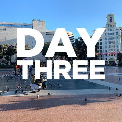 Barcelona in three days - Day three